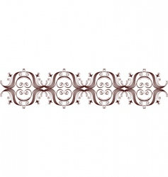 Decorative border vector