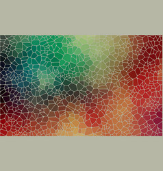 Flat style abstract background vector