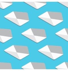 modern flat email or envelope vector image