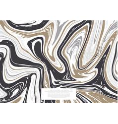 marble pattern collection abstract texture vector image