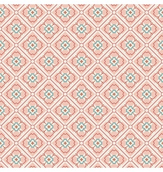 Brown pattern vector image
