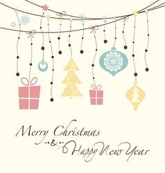 happy new year 21123 vector image