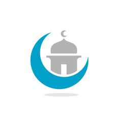 ramadan mubarak islamic artwork ramadhan kareem vector image