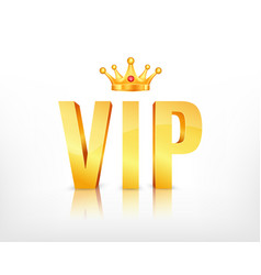 vip abstract background vector image