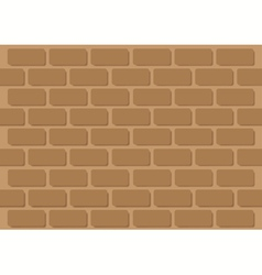 Wall background vector image