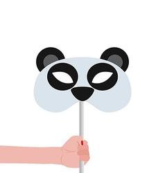 Panda Mask vector