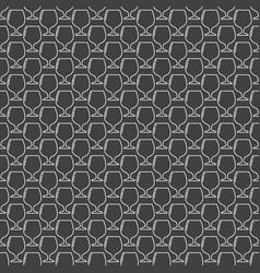 dark wine glass seamless pattern vector image