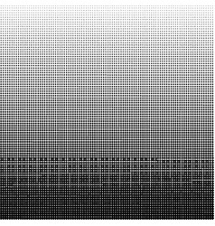 gradient gray background with dots halftone vector image
