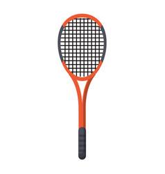 tennis racket equipment image vector image vector image