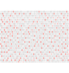 abstract technology background with binary code vector image