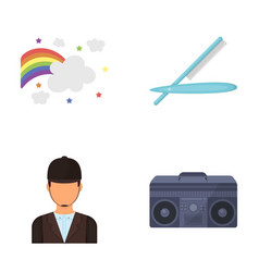 Leisure port business and other web icon in vector