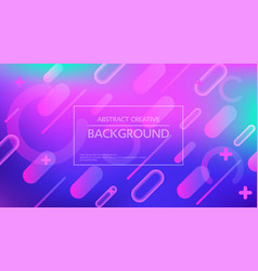 Stylish simple background abstraction vector