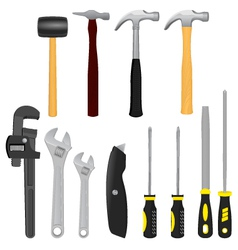 WorkshopTools vector image