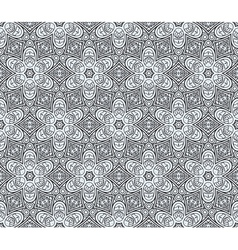 Seamless decorative wallpaper vector image vector image