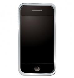 techno phone vector image