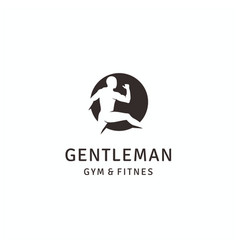 men are exercising for fitness gym and other vector image