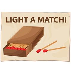 Match vector image