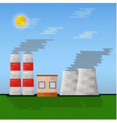 Nuclear station vector