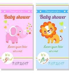 BabyShow2 vector image