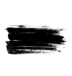 Ink dry brush texture vector
