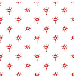 Large drops of blood pattern vector