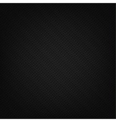 clean black leather texture pattern vector image