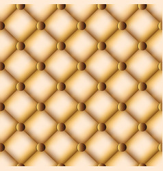 textured waffle 3d seamless pattern vector image