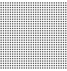 Dot Grid Seamless Pattern Texture for Wallpaper vector image