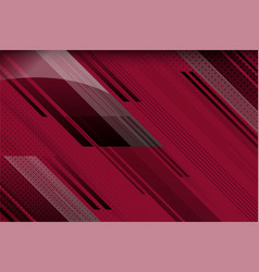Abstract background with dotted geometric texture vector