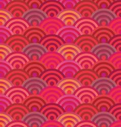 Japan tiles vector
