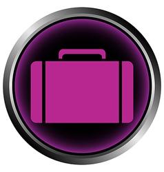 Button with a portfolio vector