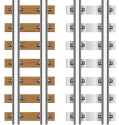 rails 03 vector image