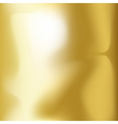Gold texture Golden material vector image vector image