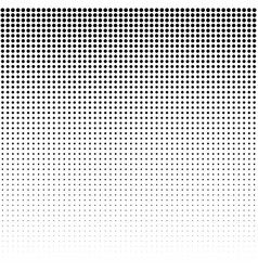 dots background vintage modern pattern grunge vector image