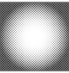 halftone stars 4 points vector image