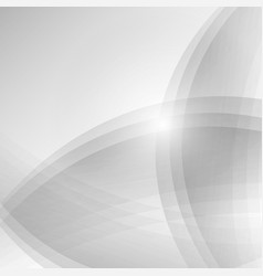 abstract wave gray and white color for business vector image