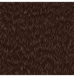 Fur pattern vector