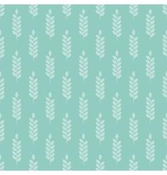 Soft floral pattern vector image