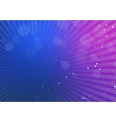 Abstract Background And Light Rays vector image