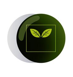 Organic design for corporate company vector