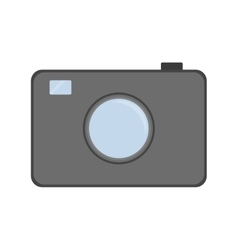 photo camera picture image icon vector image vector image