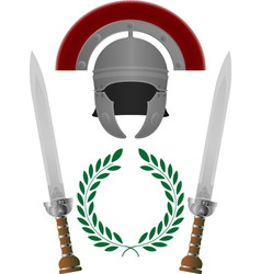 roman glory third variant vector image vector image