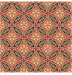 seamless japanese pattern vector image vector image