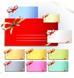 gift time vector image vector image
