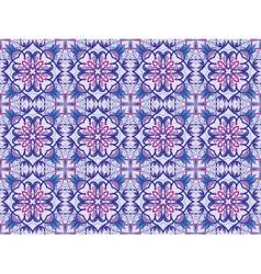 paisley wallpaper vector image vector image