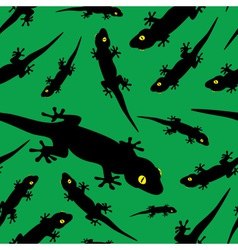 Gecko pattern eps10 vector