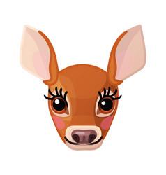 Cartoon animal clip art vector