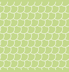 colored fish scales seamless pattern vector image