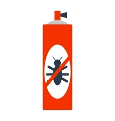 Toxic medicine poison spray and dangerous bottle vector