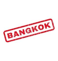 Bangkok Rubber Stamp vector